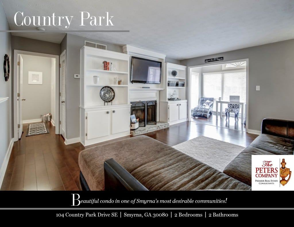 104 Country Park Drive SE Flyer front