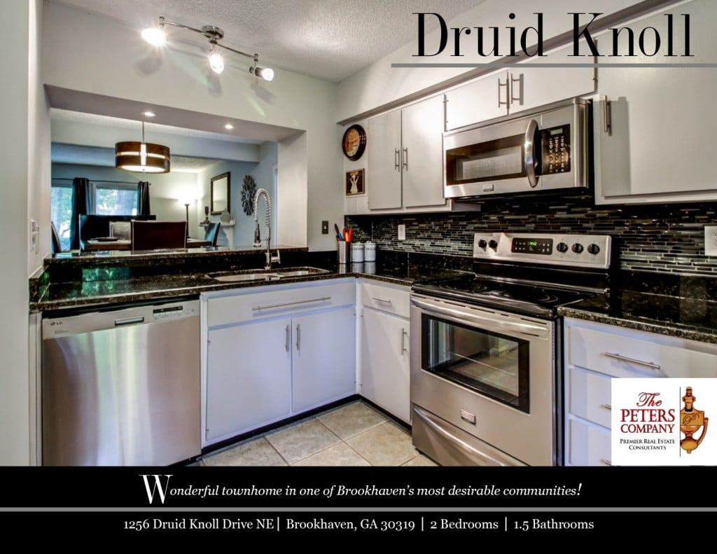 1256 Druid Knoll Drive Flyer front