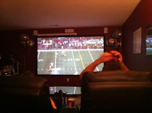 Man Cave Picture