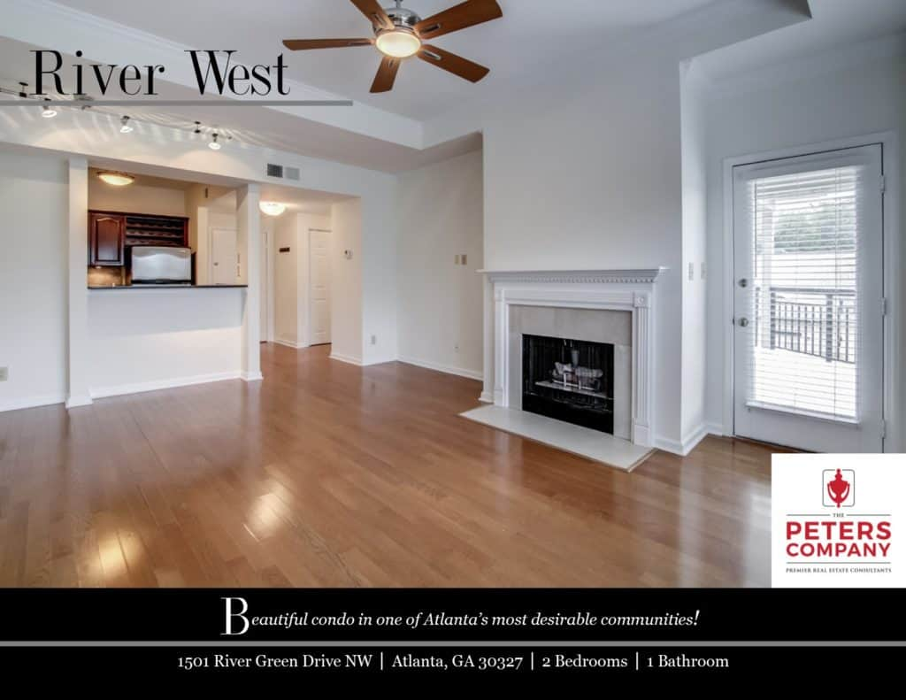 1501 River Green Drive NW Flyer front