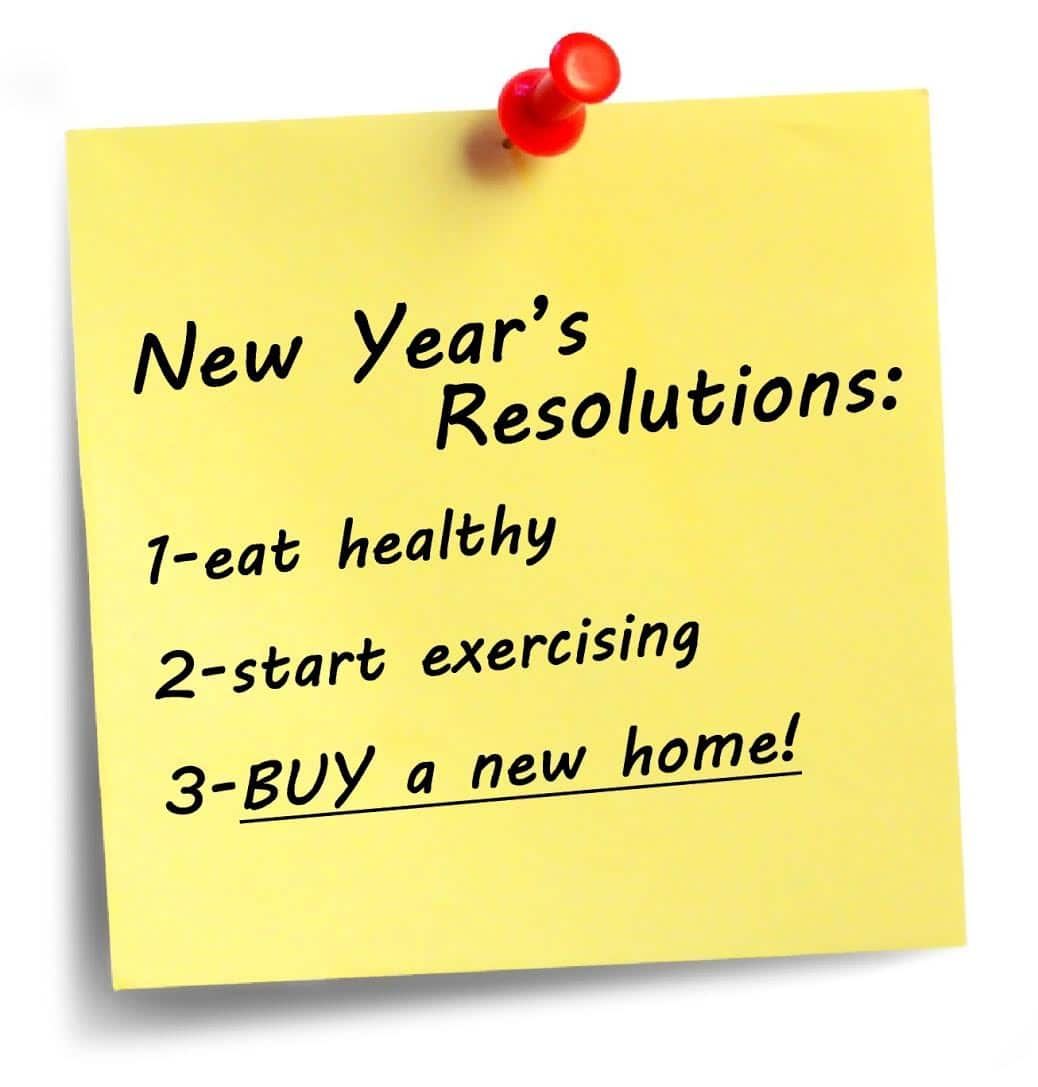 What to buy for the New Year
